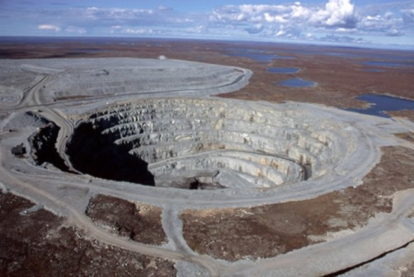 Diamond Mine Orapa
