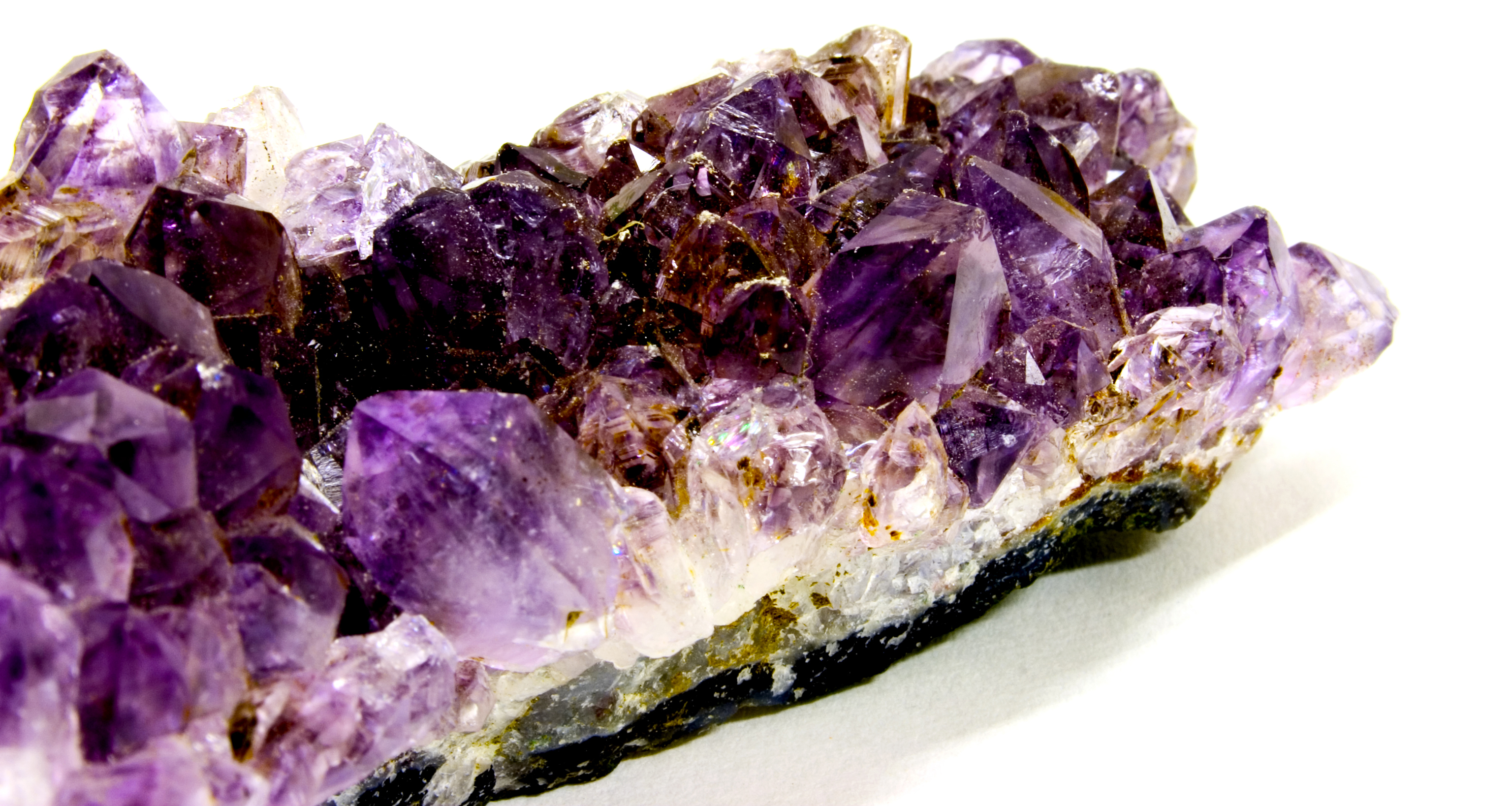 gem purple gemstone amethyst color american society birthstone februarybirthstone february page