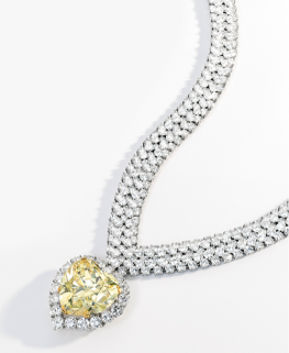 Van-Cleef-Arpels-Fancy-Yellow-Diamond-Necklace-Lauder-Sothebys