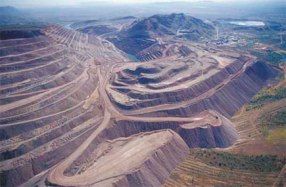 Argyle diamond mine australia