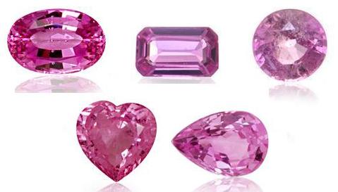 pink sapphires flip