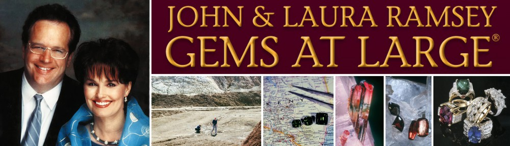 John and Laura Ramsey • Gems at Large • Ramsey Gems