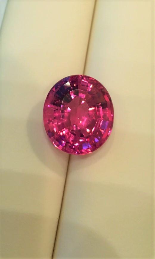 Pink Rubellite